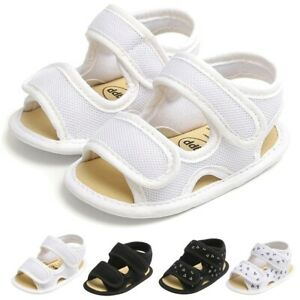 Newborn-Baby-Boys-Girls-Sandals-Soft-Summer-Crib-Shoes-Anti-slip-Pram-Prewalker
