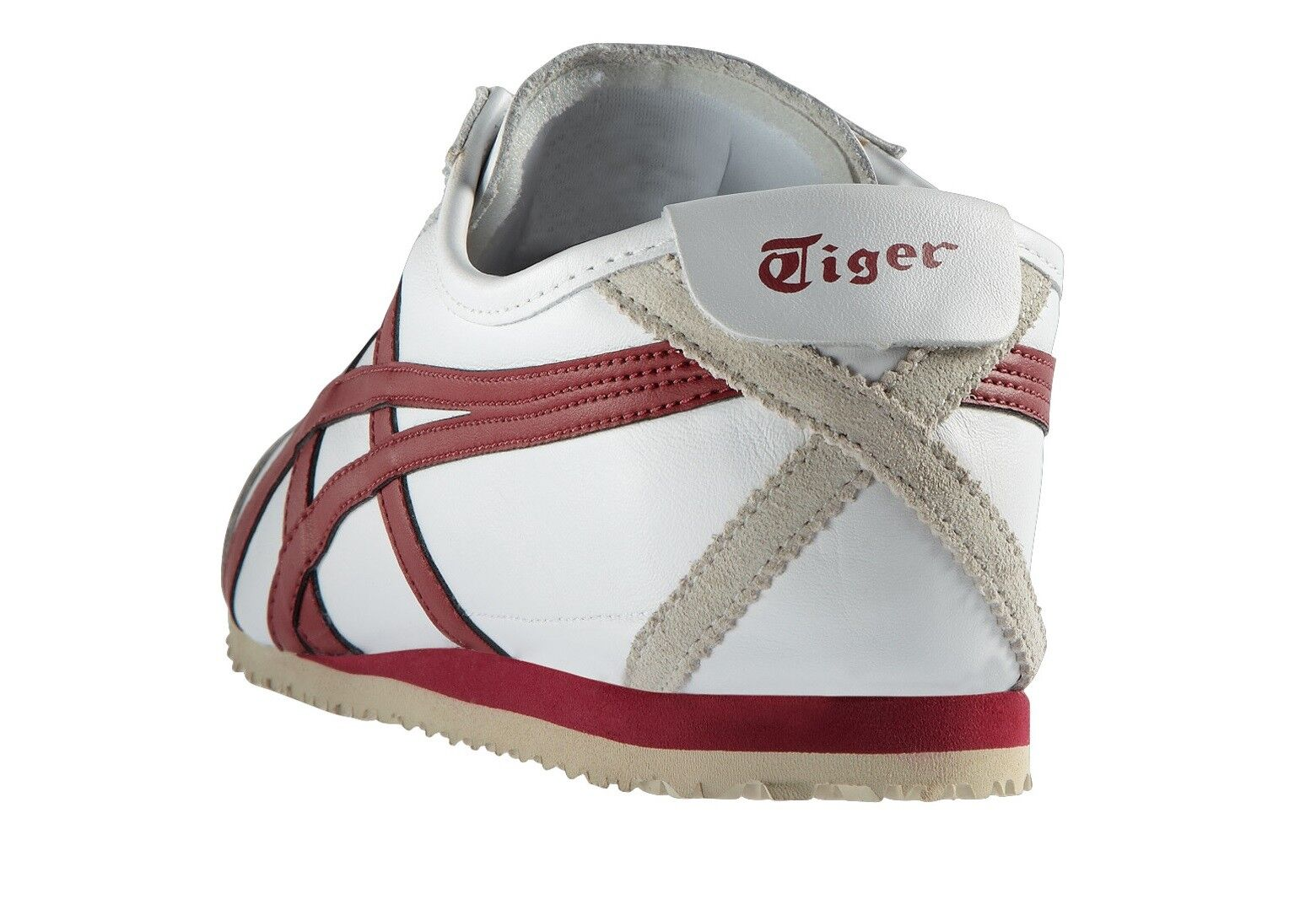 shoes ASICS ONITSUKA TIGER MEXICO 66 66 66 SNEAKER 100% PELLE THL408 MESSICO VINTAGE 375495