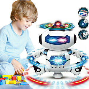 Toys For Boys Toy Kids Walk Dancing Robot Boy 5 6 7 8 9 10 Year Old Xmas Gift Us 6956674975011 Ebay