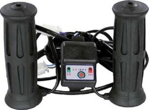 WPS Heated Molded Grips ATV Hand Heater Warmer Kit Handlebar Snowmobile NEW