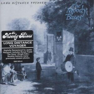 Il Moody Blues - Long Distance Voyag Nuovo CD