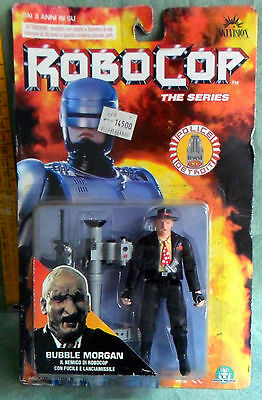 ROBOCOP BUBBLE MORGAN  ACTION FIGURE ORION  FONDO DI MAGAZZINO  1994