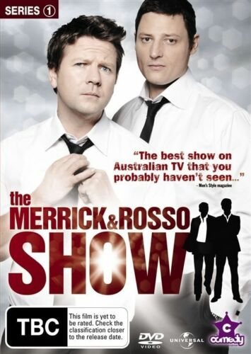 1 of 1 - The Merrick & Rosso Show - Season 1 (DVD, 2 Disc Set) R4 Series