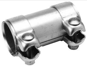 Auspuff Rohrverbinder 50 x 125 mm Audi 80 90 100 Neu