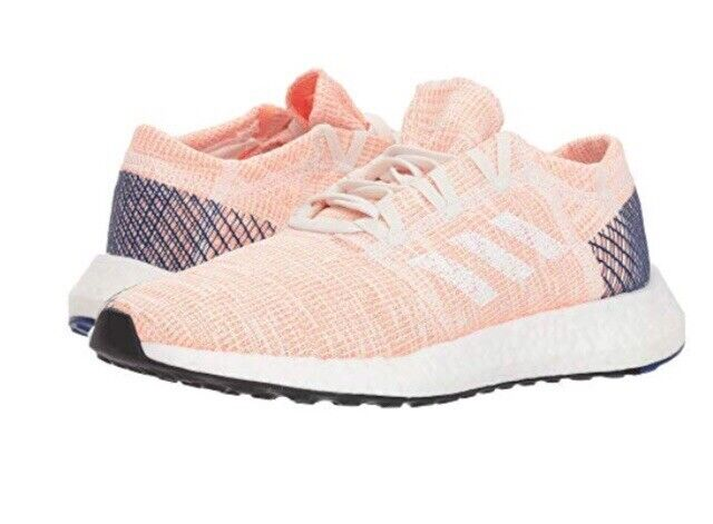 adidas Pace VS Fashion Sneaker Running White core Black Womens 9.5