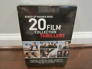 Best-of-Warner-Bros-20-Film-Collection-Thrillers-20-DVD-Set-2013-SEALED
