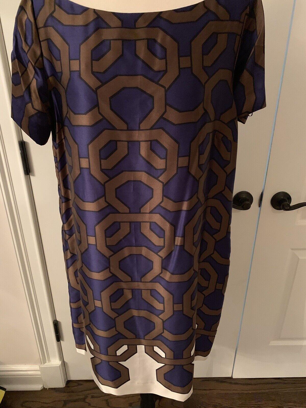 New damen's Multi-Farbe Designer ZARA Short Sleeve Dress Größe XL