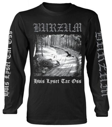 B**zum /'Hvis Lyset Tar Oss/' Long Sleeve Shirt NEW /& OFFICIAL!