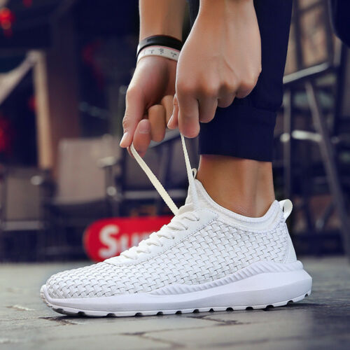 Fashion Men Shoes Running Shoes Sneakers Outdoor Sport Shoes Big Size 10 11