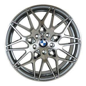 Set-of-4-Wheels-18-inch-Gunmetal-Rims-fits-BMW-3-SERIES-E36-5-LUGS-2000