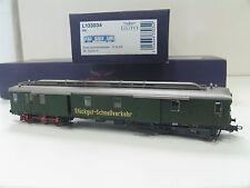 LILIPUT 133034 GEPÄCKTRIEBWAGEN VT 69 GRÜN der DB   BW1546