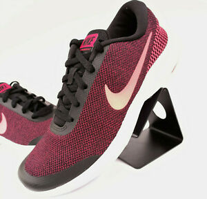 Nike-Flex-Experience-Run-7-Laufschuh-Damen-Running-Schwarz-Rot-Gr-42-908996-006