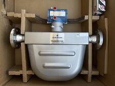 Micro Motion F Series Mass Flow Meter Sensor Transmitter Cat Solar Turbines