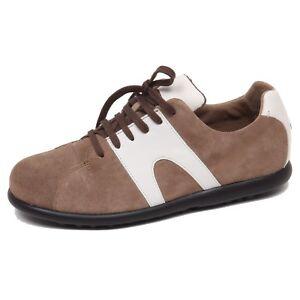 F0750 sneaker uomo light brown white CAMPER PELOTAS XL scarpe shoe ... 14118f865bd
