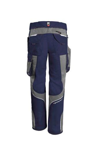 Grizzlyskin Workwear Herren Bundhose Iron Arbeitshose Hose lang Montagehose