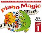 Piano Magic Tutor Book 1 by Jane Sebba (Paperback, 1999)