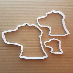 Chien-Animal-Labrador-Forme-Coupe-Biscuit-Pate-Patisserie-Fondant-Tranchant