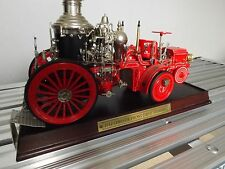 *  FRANKLIN MINT  *  1912 CHRISTIE FRONT DRIVE STEAMER  *  1:24 SCALE *