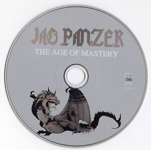 JAG-PANZER-034-THE-AGE-OF-MASTERY-034-RARE-PROMOTIONAL-ADVANCE-CD-POWER-METAL-ROCK