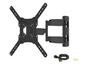 "Rosewill RHTB-17002 17"" - 55"" LCD LED TV Wall Mount with 6 ft. 4K HDMI cable, Ma"