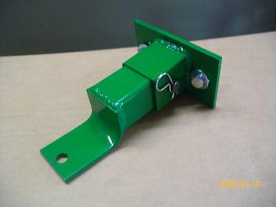 John Deere Zero Trun Mower Ztrak Rear Hitch Z375r Z355e Ebay