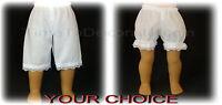 Pantaloons Lace Bloomers Fits 18 Doll American Girld Custom Underwear Pants