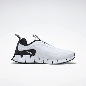 Reebok Classique Zig Dynamica Réactif Chaussures Avec Progressive Course Motif