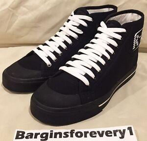 daf67758e40bce New Men s Adidas Raf Simons Matrix Spirit Hi - Size 7 - Black White ...