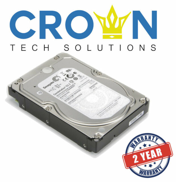 "Seagate ST3000NM0023 3TB 3.5/"" SAS Server Hard Drive HDD 7.2K 6Gb//s"