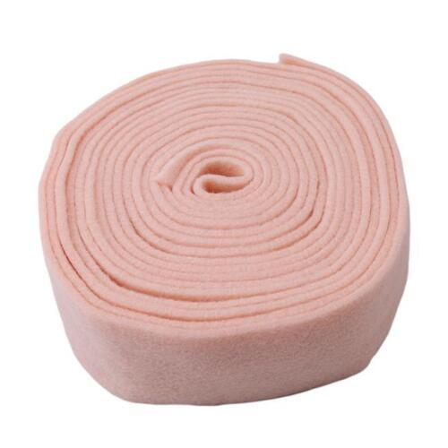 Felt Tape Soft Ribbon Trimming Fashion Colour Decor Craft NEW FI