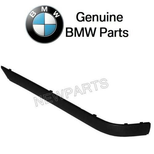 For BMW E36 318i 318is 323i 323is 328i M3 Rear Driver Left Impact Strip Genuine