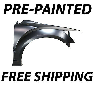 New Fender Front, Passenger Side for Dodge Caliber CH1241250C 2007 to 2012