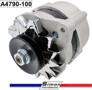 Lichtmaschine-fuer-Volvo-Penta-100A-AD31A-TMD22B-AQ131-MB20A-MD2030A-100Amp