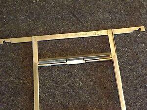 4x5 Kodak Film Developing Hanger Stainless Steel