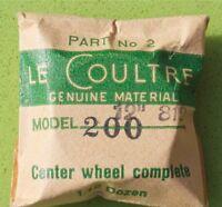 Jaeger Lecoultre Watch 812 Caliber Center Wheel Complete Jlc Vintage Part 2