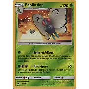 VF Français Papilusion X1 Pokemon SL3-3//147 Reverse