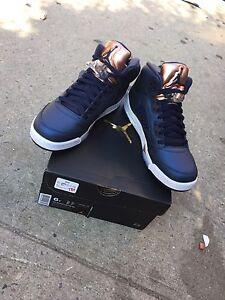 Obsidian Olympic Retro Air 2016 416eac5d28c1f1511d513db14f24eb56870 5 New Nike Bronze Blue Jordan V 6y 136027 Sz VSUMpLqzG