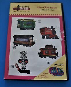 Amazing-Designs-ADC-66-Choo-Choo-Trains-CD