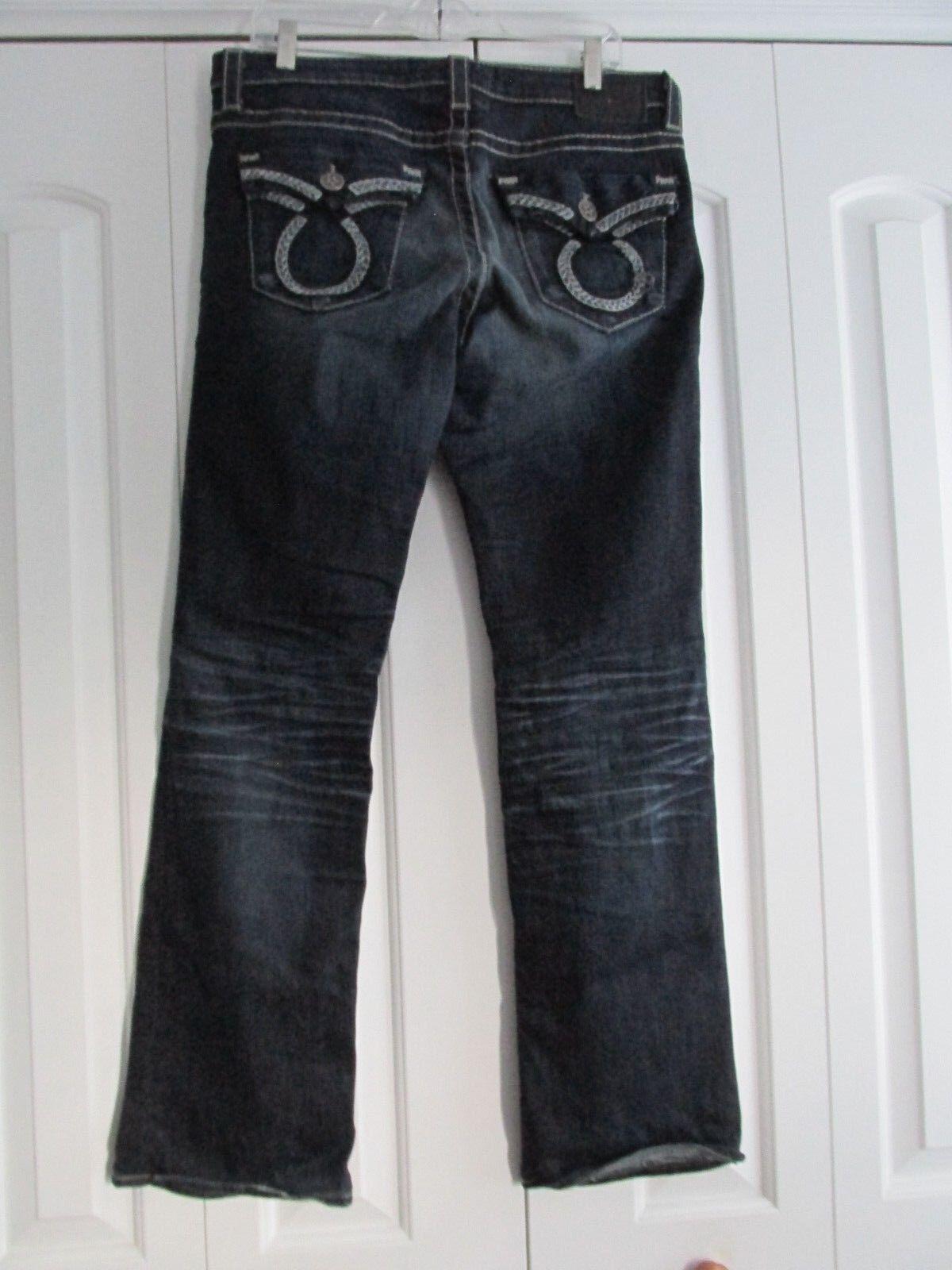 Big Star Womens Size 29 L Miki Jeans 35x32