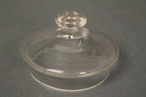 Glas-Deckel-antik-57-mm-Gefaess-Handarbeit-Bonboniere-Dose-Deckeldose-Schale