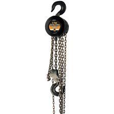 Black Bull 2 Ton Heavy Duty Chain Hoist