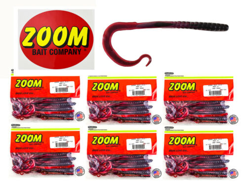 """DECAL ZOOM MAG II PRO PACK 6 PKS OF 20 009-029 9/"""" RED SHAD"""