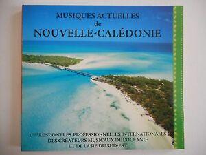 MUSIQUE-ACTUELLE-DE-NOUVELLE-CALEDONIE-PROMO-LUXE-CD-RTL-Album