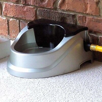RPI Aqua Buddy Outdoor Automatic Float Waterer 2 quart for Dog or Cat - AB021H
