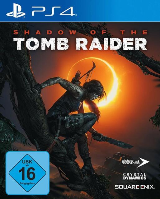 Shadow of the Tomb Raider für Playstation 4 PS4   Lara Croft   NEUWARE   DEUTSCH