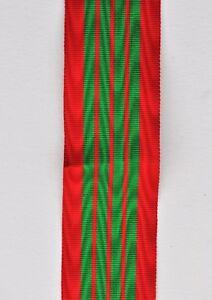 Ruban-de-la-Croix-de-Guerre-1939-22-cm-tissage-ancien