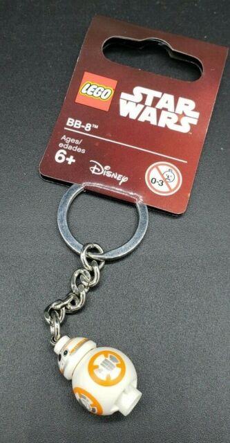 Star Wars 853604 Lego BB8 Keychain//Keyring