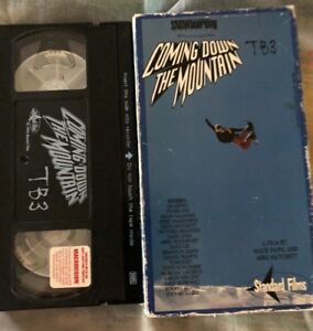 Coming-Down-the-Mountain-TB3-Snowboarding-VHS-Mack-Dawg-Rare