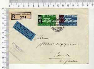 10495-SUISSE-2-11-1937-Reg-AM-Cover-Zurich-Ponte-Campovasto-Y-amp-T-A20-A24