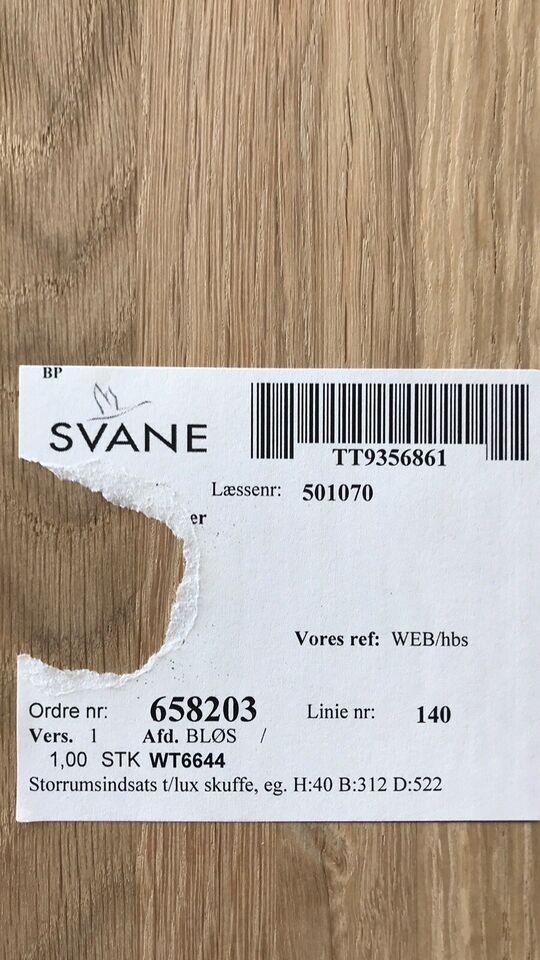Tilbehør, Svane